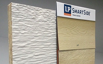 Compare lp smartside vs fiberglass siding minneapolis for Lp smartside prefinished siding reviews